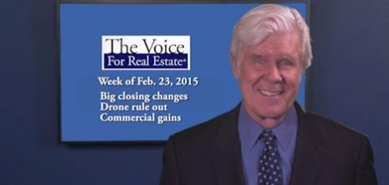 The Voice for Real Estate 17: Closing Changes, Drone Rule – YouTube